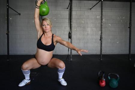embarazada-pesas