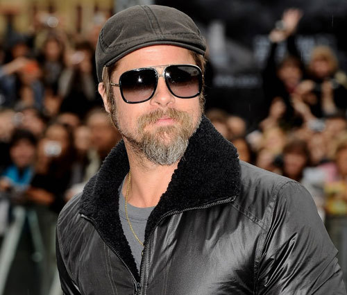 Foto de Brad Pitt en el Festival de Cine de San Sebastián (1/8)