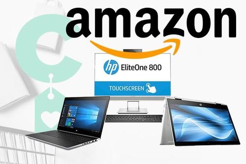7 equipos profesionales HP rebajados hoy en Amazon: portátiles, sobremesa, todo en uno o convertibles a mejor precio