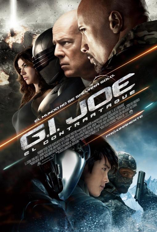 Foto de Todos los carteles de 'G.I. Joe: La venganza' (16/25)