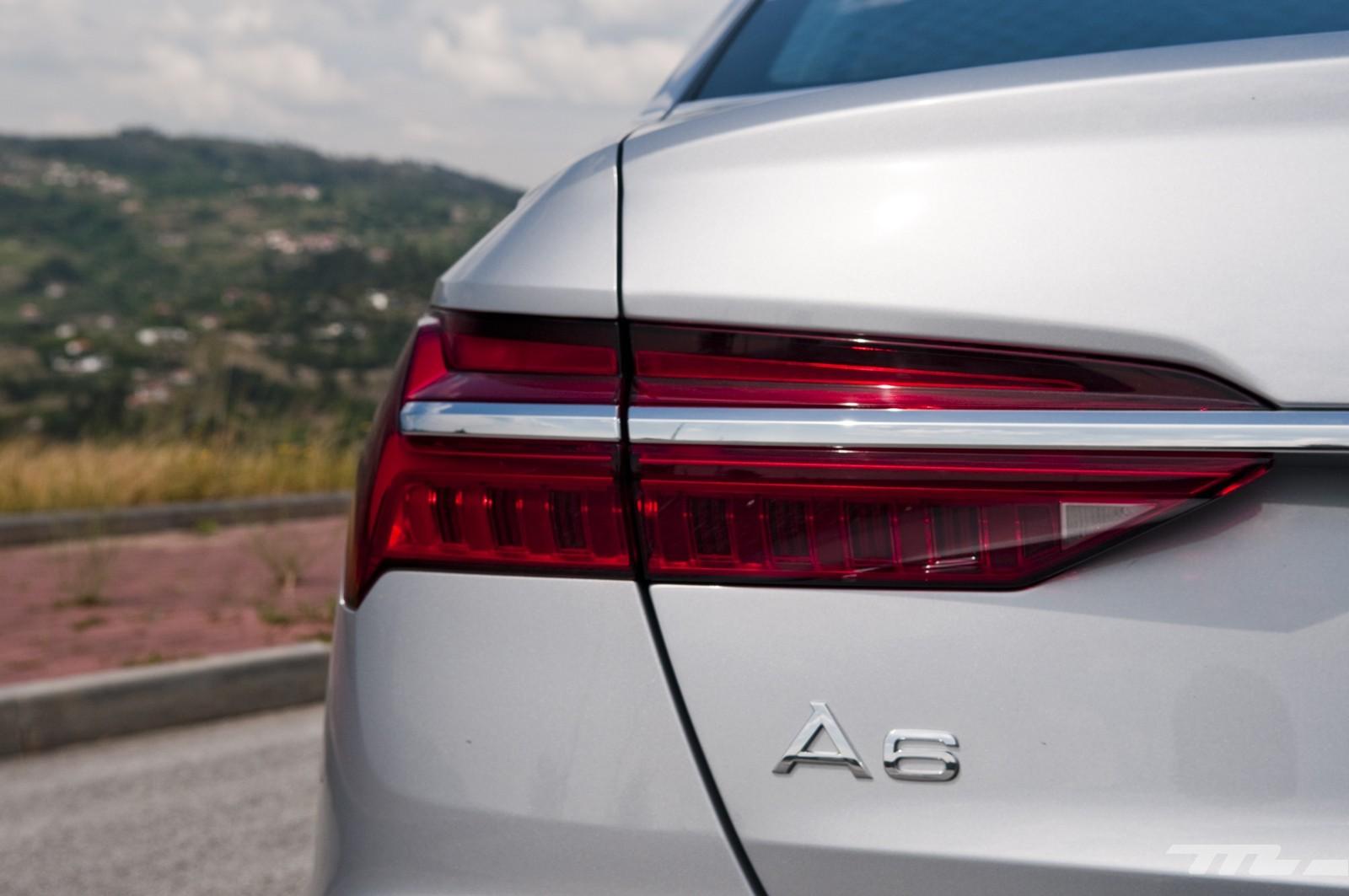 Foto de Audi A6 2018, toma de contacto (13/118)