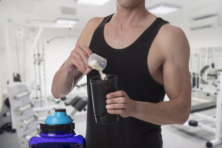 El azúcar que esconde tu batido de proteínas