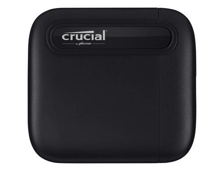 Crucial presenta sus nuevos discos SSD externos: de 500 GB y 4 TB y hasta 800 MBps de velocidad de lectura