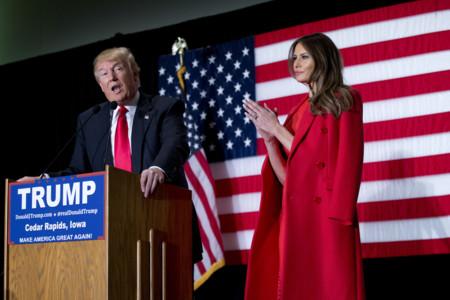 Melania Trump Donald Primera Dama Estados Unidos 4