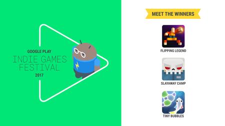 Google Play Indie Games Festival 2017: estos juegos han sido los ganadores