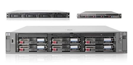 Nuevos servidores de HP Proliant, pensados para el alto rendimiento en la empresa
