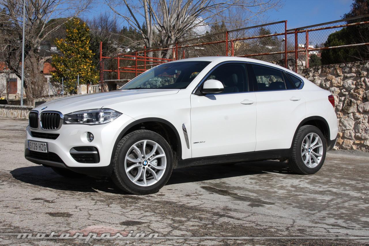 Foto de BMW X6 2014 (toma de contacto) (13/14)