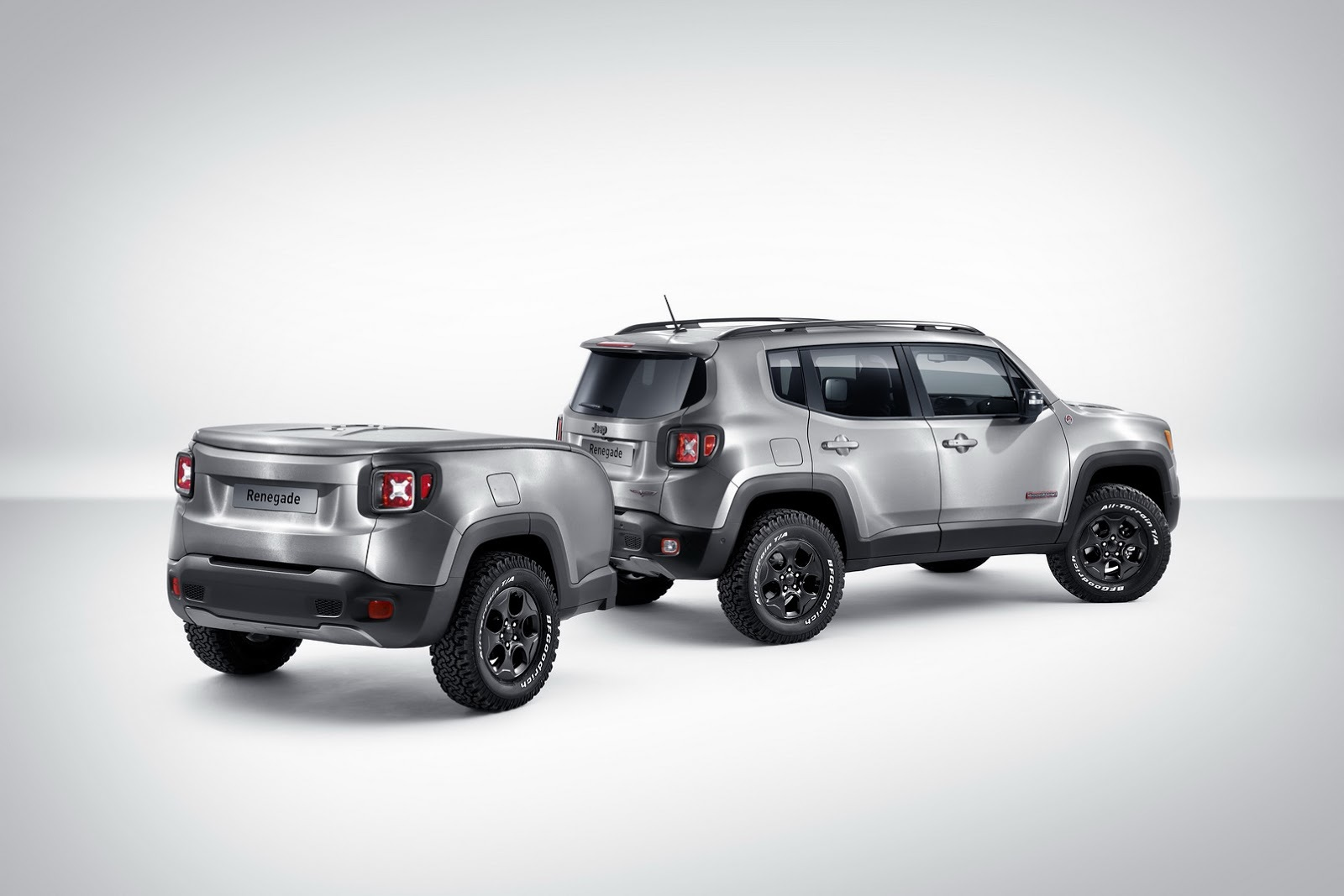 Foto de Jeep Renegade Hard Steel Concept (3/5)