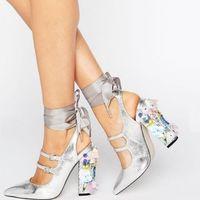 Zapatos fantasía de Asos