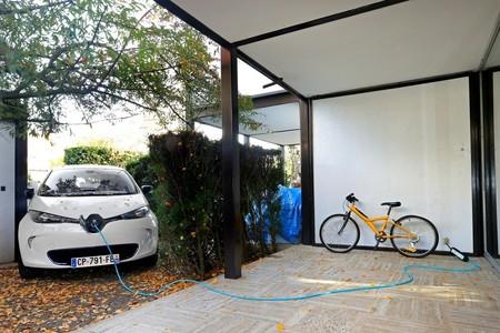 Renault Zoe Garage Individual