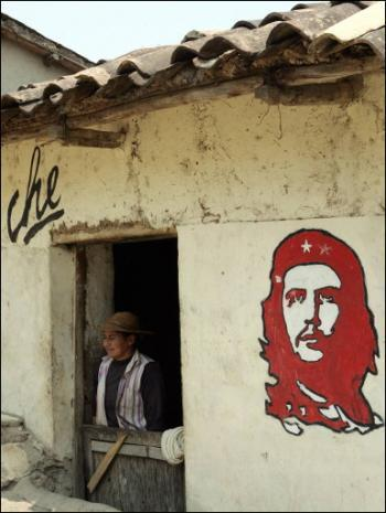 Instantáneas de la ruta del Che