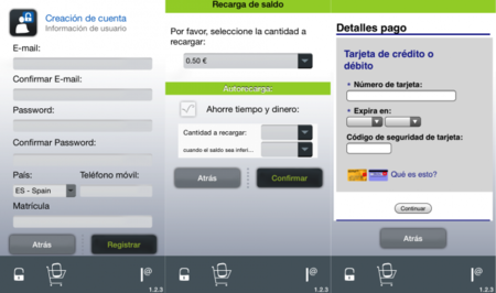 Alta usuario EYSA Mobile