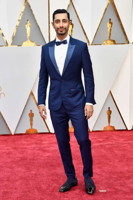 Riz Ahmed Oscars 2017 Awards Red Carpet