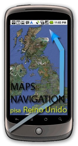 Google Maps Navigation ya está disponible en Reino Unido