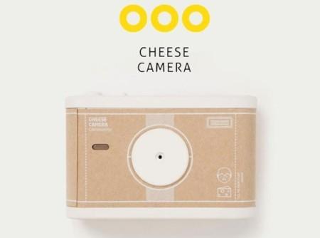 Cheese, una cámara de fotos DIY con valor añadido