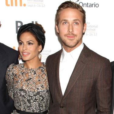 Felicidad por partida doble para Eva Mendes y Ryan Gosling