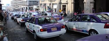 Los taxistas se unen a DiDi en Cuernavaca: la primera ciudad de México donde podremos pedir un taxi y pagar con tarjeta en la app