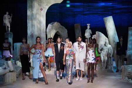 Marni y Versace: lo mejor del tercer día la de Semana de la Moda de Milán primavera-verano 2021