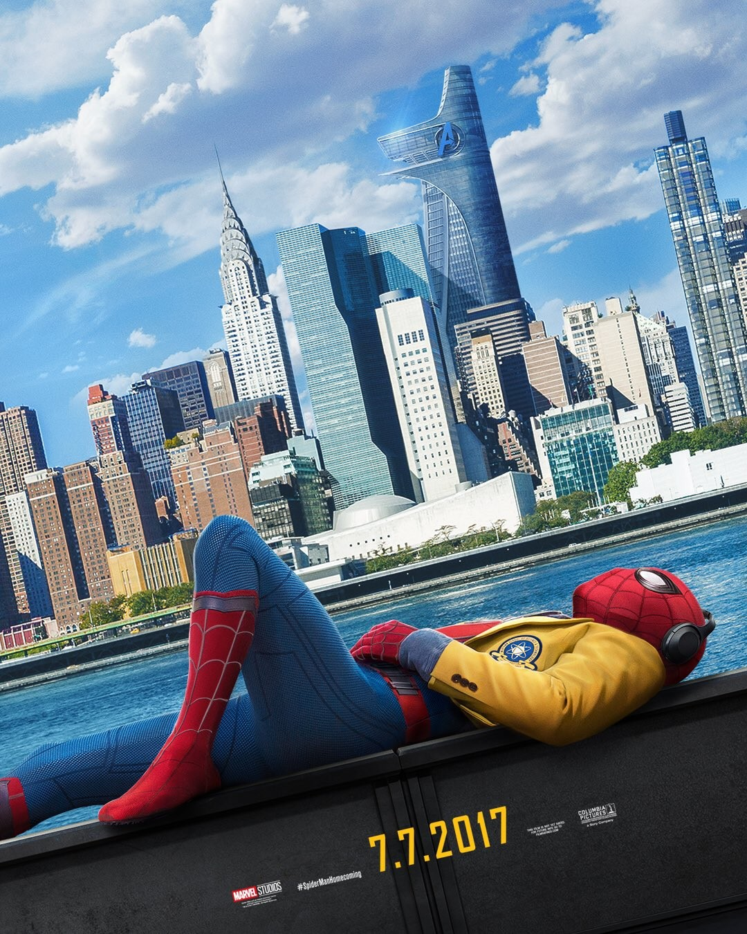 Foto de 'Spider-Man: Homecoming', primeros carteles (1/3)
