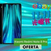 El Xiaomi Redmi Note 8 Pro de 64GB es un chollazo por el Día del Soltero 2020 en AliExpress Plaza: lo tienes superrebajado, a 154 euros