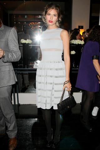 El resto de invitadas a la fiesta de Chanel