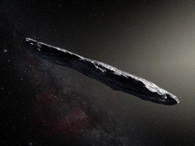 ¿Y si enviamos una sonda a Oumuamua?