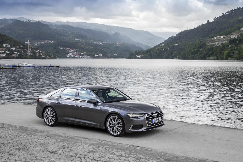 Foto de Audi A6 2018, toma de contacto (85/118)