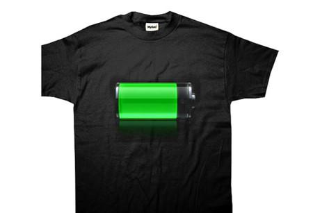 Los tejidos que recargan nuestros dispositivos podrían llegar a corto plazo
