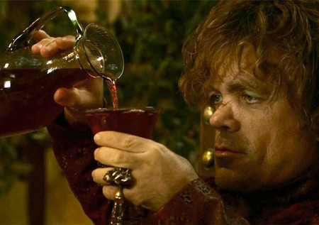 Tyrion Wine Game Of Thrones