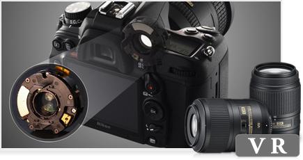 Nikkor 18-300mm VR