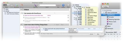 OmniFocus, GTD en beta pública para OS X