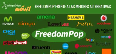 Los verdaderos rivales a los que se enfrenta FreedomPop: OMVs con gigas más baratos y OTTs
