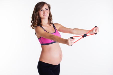 Entrenamiento y embarazo (IV): cambios físicos y ejercicio en el tercer trimestre