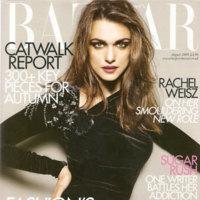 Rachel Weisz en Harper's Bazaar