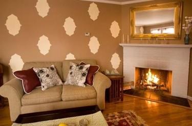 Una buena idea: decora tus paredes con siluetas