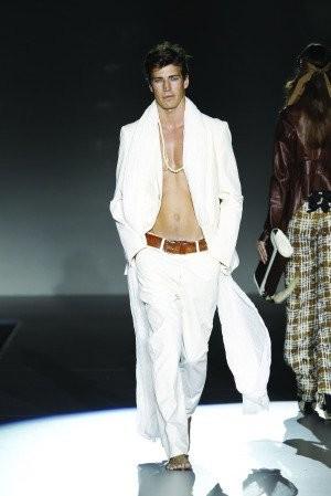 Roberto Verino, Primavera-Verano 2011 en Cibeles Madrid Fashion Week