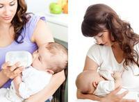 ¿Cuántas proteínas tiene la leche que toma tu bebé? A más proteínas, más riesgo de obesidad