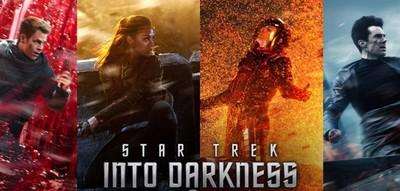 'Star Trek: en la oscuridad', la película