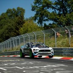 Foto 5 de 8 de la galería ford-mustang-rtr-drift-nurburgring-nordschleife en Motorpasión