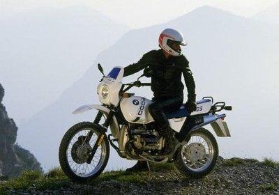 El concepto GS de BMW cumple 30 años