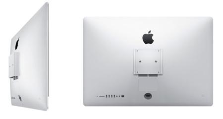 Nuevos iMac ahora con opción de adaptador de montaje VESA incorporado
