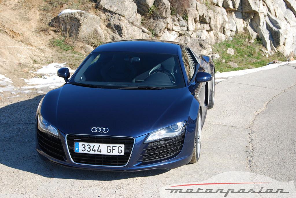 Foto de Audi R8 4.2 FSI R tronic (prueba) (4/50)