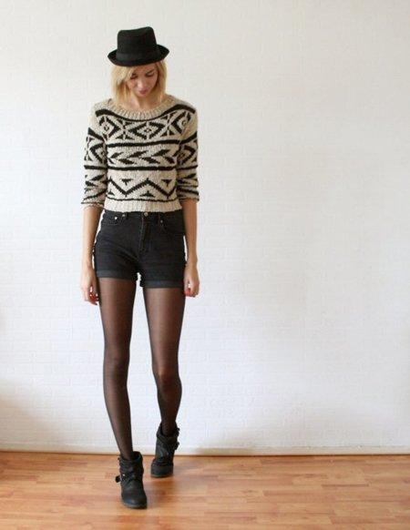 Sietske Moda en la calle
