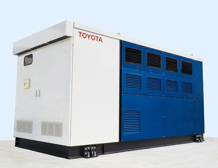 Generador Pila Combustible