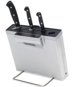Un taco para desinfectar los cuchillos con rapidez