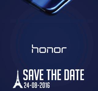Honor nos cita el día 24 de agosto en París para un evento