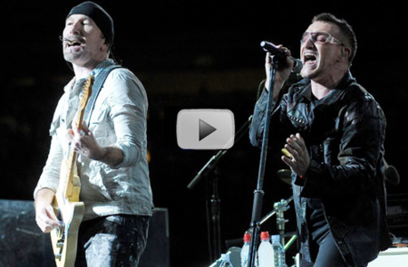 Youtube se apunta al streaming junto a U2