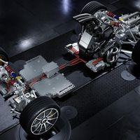 Así es la plataforma del Mercedes-AMG Project One: sistema de propulsión de Fórmula 1 y cinco motores