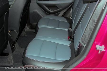 Opel Mokka, vista asientos posteriores