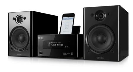 Denon reduce aún más su estación musical en red con el Ceol Piccolo